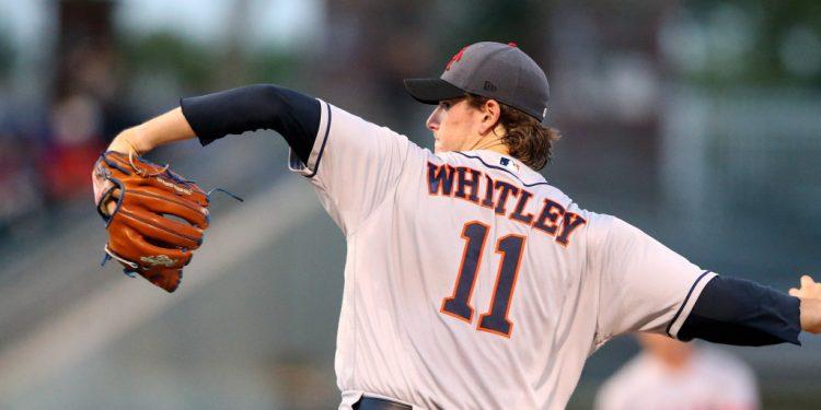 Forrest Whitley